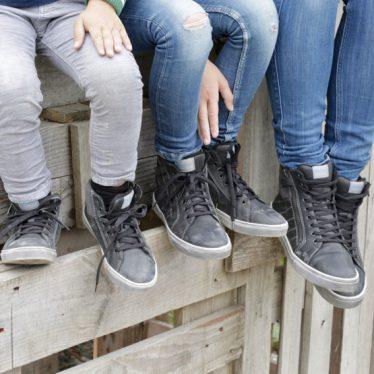 Mama-Mini-Partnerlook für den Herbst: neun tolle Schuhe in groß und klein