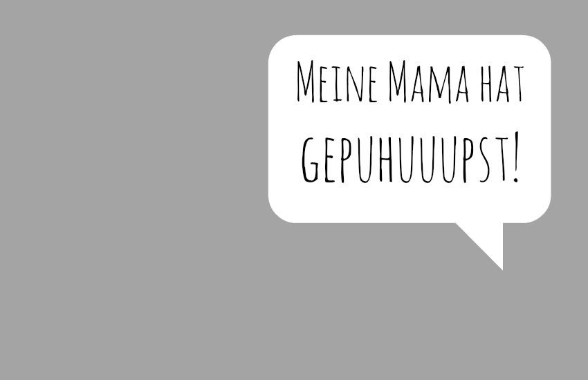 entwürdigendsten Mama-Momente