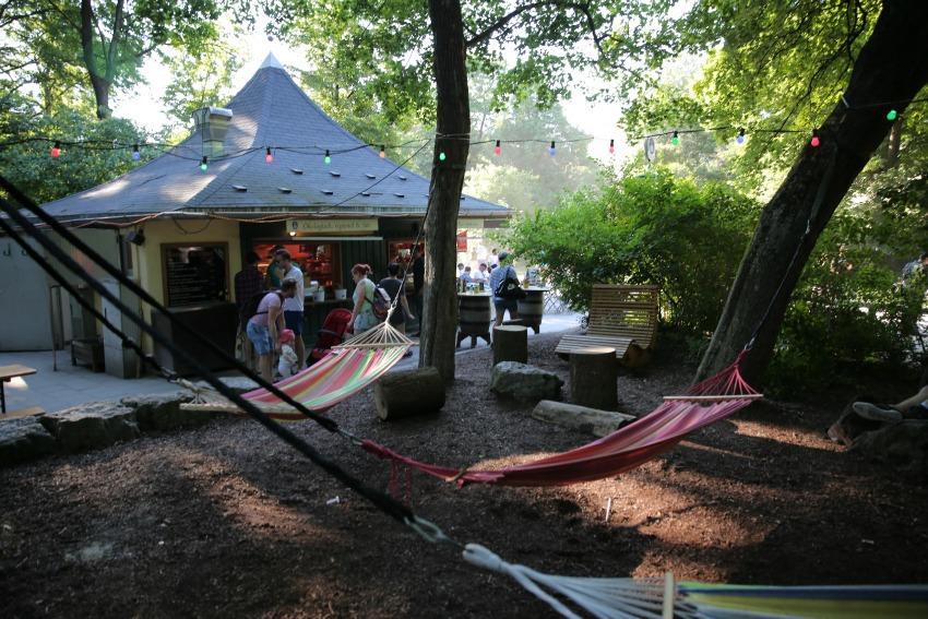 Fahrradtour Englischer Garten: tolle Ziele für Kinder - Mutti so yeah