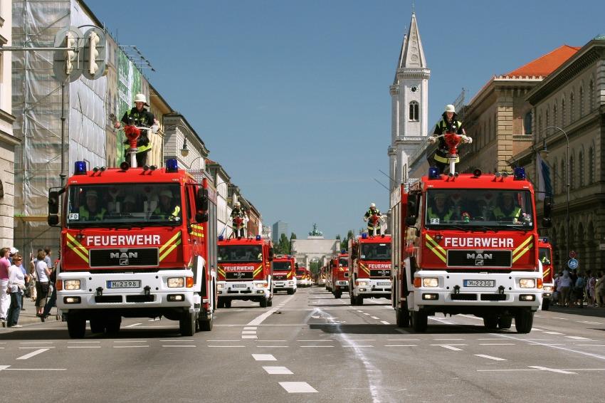 Firetage Parade