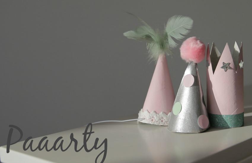 Partyhüte selber machen