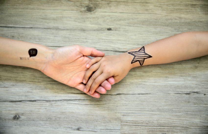 Tattoos selber machen
