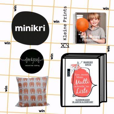 Auf zur Minikri nach Stuttgart! Gewinnt ein Superpaket für Euren Besuch auf dem ShopUp-Festival
