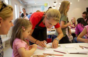 offenes Programm Kinderkunsthaus München