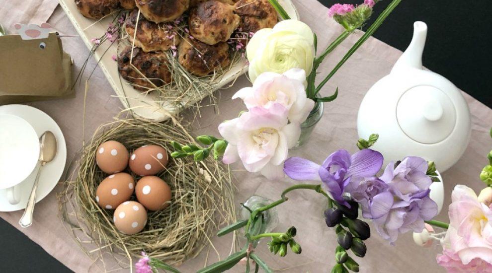 Locker machen, losfeiern: Ideen für ein entspanntes Osterfest