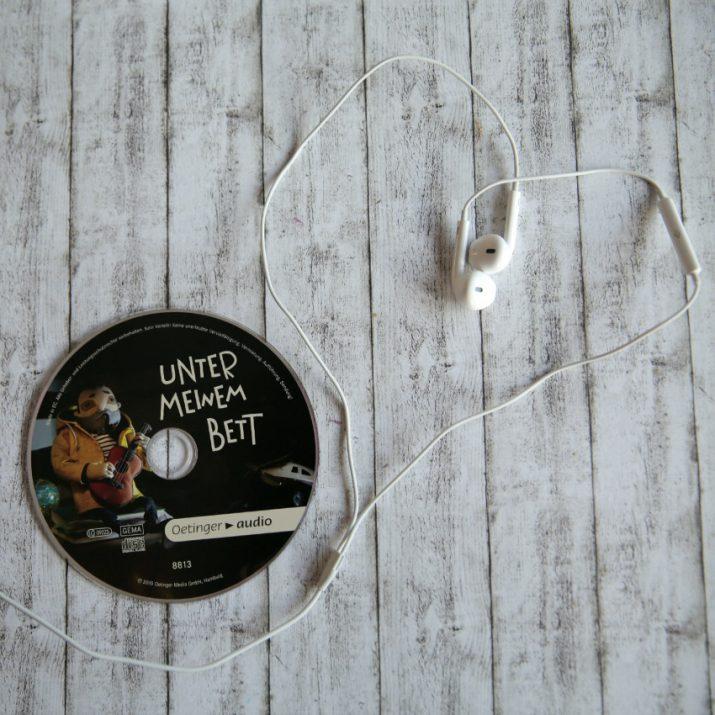 CD Unter meinem Bett